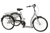 """Eco Classic 24"""" Trehjulig cykel - Pfiff - Ny modell 2017!!"""