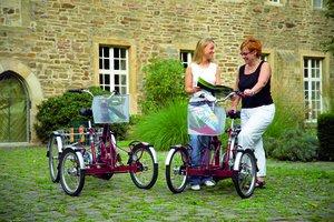 Fyrhjulig cykel - Primo Quad - Pfiff