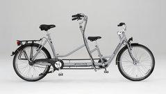 Collettivo tandemcykel - Pfiff