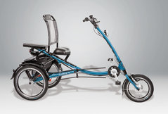 Scooter-trike Ansmann (Elmotor)